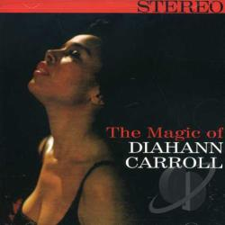 Carroll, Diahann - Magic Of Diahann Carroll CD Cover Art