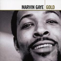 Gaye, Marvin - Gold CD Cover Art