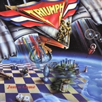 Triumph - Just a Game CD Cover Art