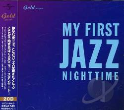 Golden Presents My First Jazz Night Vers - Golden Presents My First Jazz Night Vers CD Cover Art