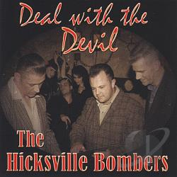Hicksville Bombers - Deal With The Devil CD Cover Art