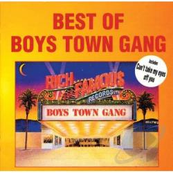 Boys Town Gang - Best Of CD Cover Art