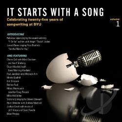 It Starts With A Song - Vol. 1 - It Starts With A Song CD Cover Art