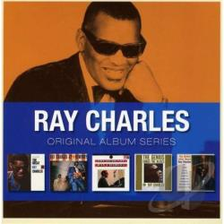 Charles, Ray - Original Album Series CD Cover Art