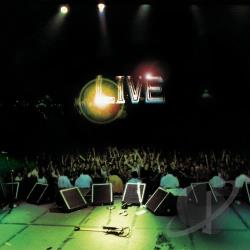 Alice In Chains - Live CD Cover Art