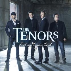 Tenors - Lead with Your Heart CD Cover Art