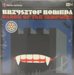 Komeda, Krzysztof - Dance of the Vampires LP Cover Art
