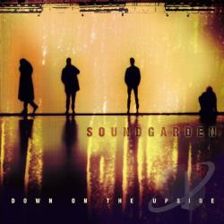 Soundgarden - Down on the Upside CD Cover Art