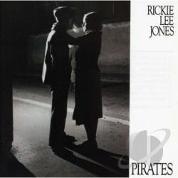 Jones, Rickie Lee - Pirates CD Cover Art