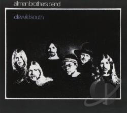 Allman Brothers Band - Idlewild South CD Cover Art