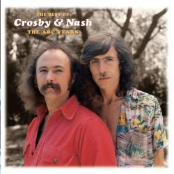 Crosby & Nash / Crosby, David / Nash, Graham - Best of Crosby & Nash: The ABC Years CD Cover Art