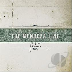 Mendoza Line - Fortune CD Cover Art