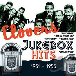 The Clovers Jukebox Hits 1951 1955 Cd Album