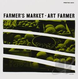 Farmer, Art / Farmer, Art Quintet - Farmer's Market CD Cover Art
