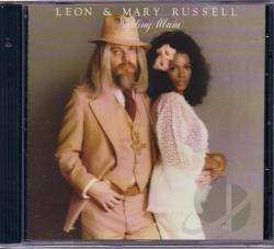 Leon & Mary Russell / Russell,Leon - Wedding Album CD Cover Art