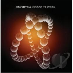 Oldfield, Mike - Music Of The Spheres CD Cover Art