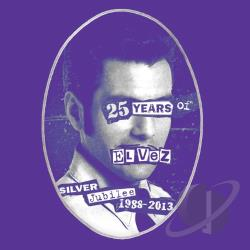 El Vez - God Save the King: 25 Years of El Vez (1988-2013) CD Cover Art