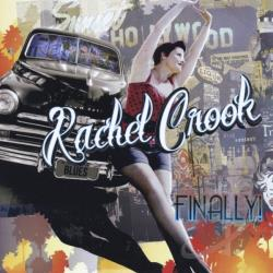 Crook, Rachel - Finally CD Cover Art