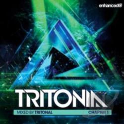 Tritonal - Tritonia: Chapter 001 CD Cover Art