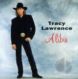 Lawrence, Tracy - Alibis CD Cover Art