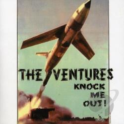 Ventures - Knock Me Out CD Cover Art