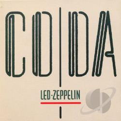 Led Zeppelin - Coda CD Cover Art