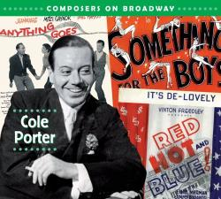 Porter, Cole - Composers On Broadway CD Cover Art