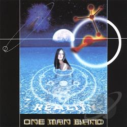 One Man Band - Reality CD Cover Art