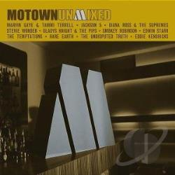 Motown Unmixed CD Cover Art