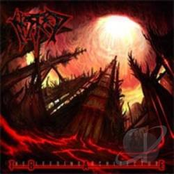 Hatred - Bleeding Architect CD Cover Art