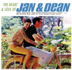 Jan & Dean - Heart & Soul of Jan & Dean CD Cover Art