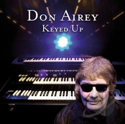 Airey, Don - Keyed Up CD Cover Art