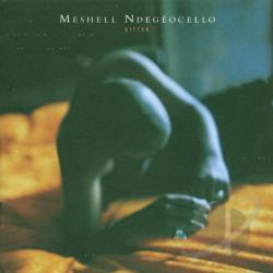 Ndege'Ocello, Me'Shell - Bitter CD Cover Art