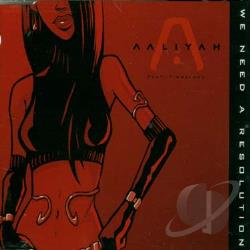 Aaliyah - We Need A Resolution DS Cover Art