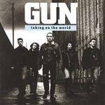 Gun - Taking on the World CD Cover Art