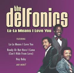 Delfonics - La-La Means I Love You CD Cover Art