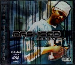 Rasheed - 21st Century CD Cover Art