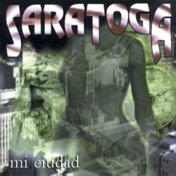 Saratoga - Mi Ciudad CD Cover Art