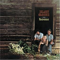 Delaney & Bonnie - Home CD Cover Art