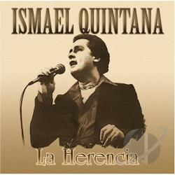 Miranda, Ismael - La Herencia CD Cover Art
