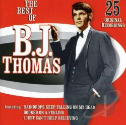 Thomas, B.J. - Best of B.J. Thomas CD Cover Art