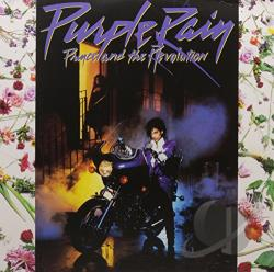 Prince / Prince & The Revolution - Purple Rain LP Cover Art