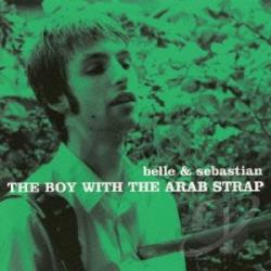 Belle & Sebastian - Boy With Arab Strap CD Cover Art