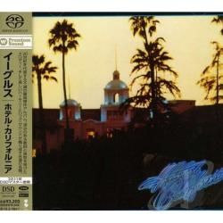 Eagles - Hotel California CD Cover Art