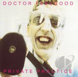 Dr. Feelgood - Private Practice CD Cover Art