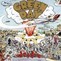 Green Day - Dookie CD Cover Art