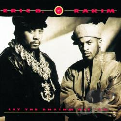 Eric B. & Rakim - Let the Rhythm Hit 'Em CD Cover Art