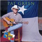 Green, Pat - Live at Billy Bob's Texas CD Cover Art