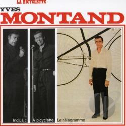 Montand, Yves - La Bicyclette CD Cover Art