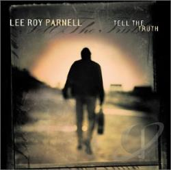 Parnell, Lee Roy - Tell the Truth CD Cover Art